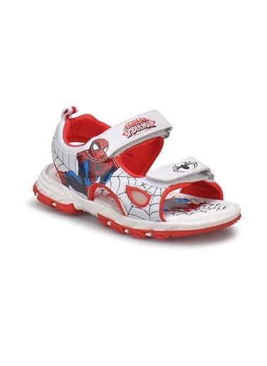 Spider-Man Sandalet Beyaz
